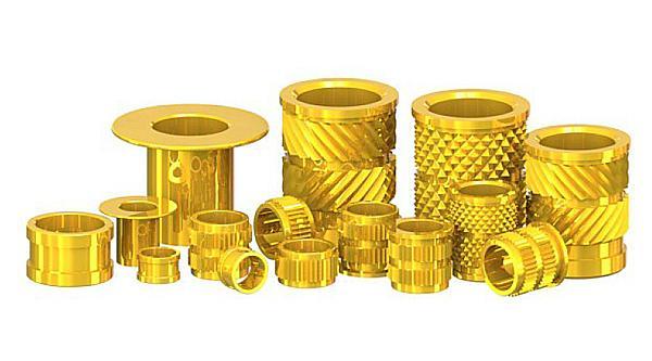 CLZ Compression Limiting Inserts 3D CAD Group Image