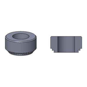 GRA Guide Pin Receptacle Nuts CAD Rendering