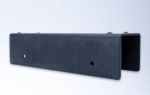 Audio input box back plate.