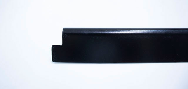 Hinge panel plate back.