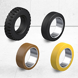 All Tires and Bands